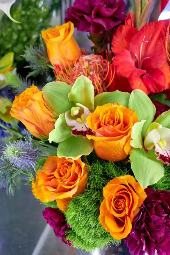 flowers for friends in vegas