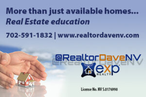 Realtor Dave Reichert in Las Vegas
