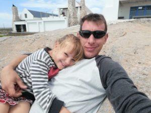 Heideli Loubser and her husband homeschool in South Africa.