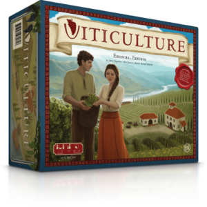 Stonemaier Games Viticulture