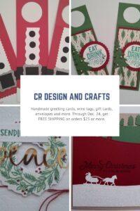 CR Designs for christmas