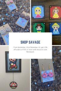 Handmade and beautiful gifts from Kiddo Climbers.