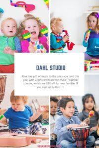 dahl studio winter music lessons