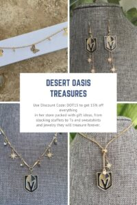 Desert Oasis Treasures on Etsy is offering discounts on Vegas Kids Zone for holiday season 2020.