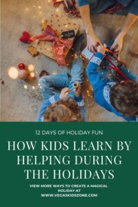 holiday kids help