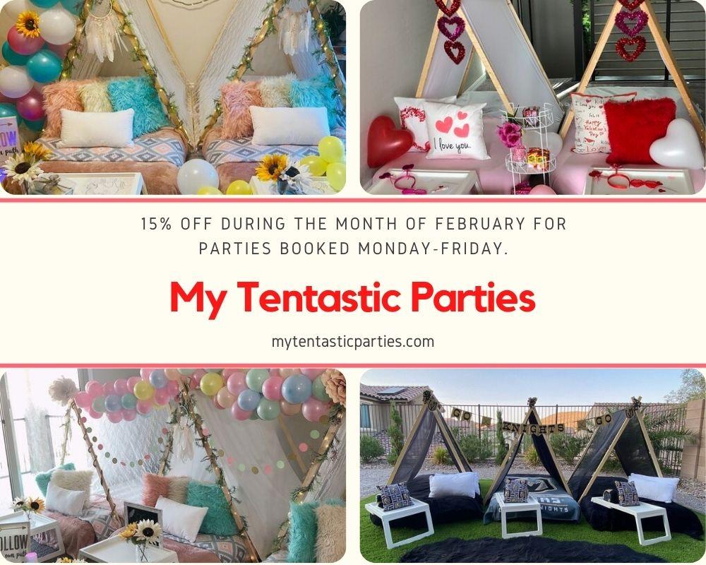 My Tentastic Parties
