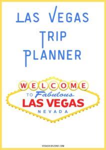Fat Las Vegas Planner by a local and longtime tourist