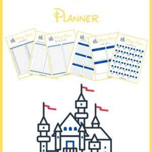 Deluxe Disney Trip Planner