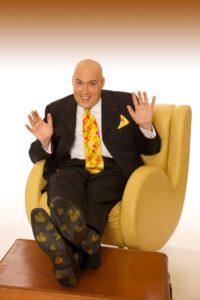 adam london comedy magician