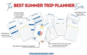 summer trip planner